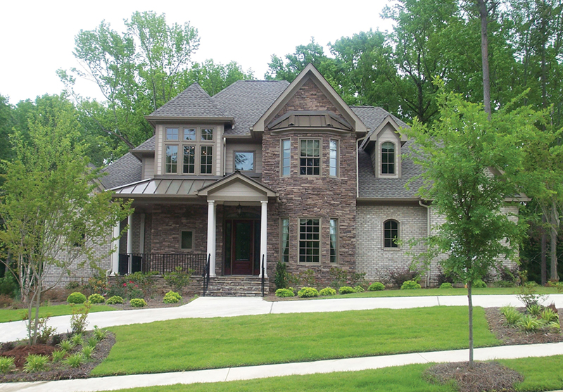 Naperville European Style Home Plan 026D1324  House Plans and More