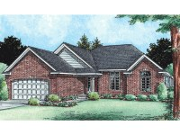 22 Stunning Brick Ranch House Plans - Home Plans ...