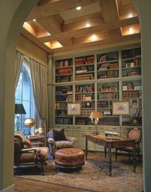 Library Study Room Design