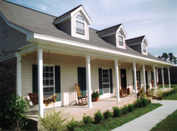 Home Plans With A Covered Front Porch House Plans And More