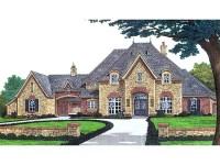 Stefano Luxury European Home Plan 036D-0156 | House Plans ...