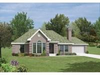 Smithfield Modern European Home Plan 037D-0008 | House ...