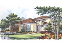 Marco Island Adobe Style Home Plan 047D-0189 | House Plans ...