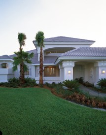 Wynehaven Luxury Florida Home Plan 048d-0004 House Plans