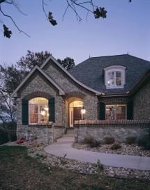 French Country Cottage House Plans