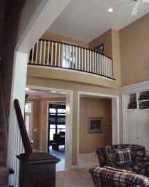House Plans with Indoor Balconies