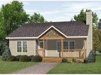 Julius Country Cabin Home Plan 058D-0179 | House Plans and ...