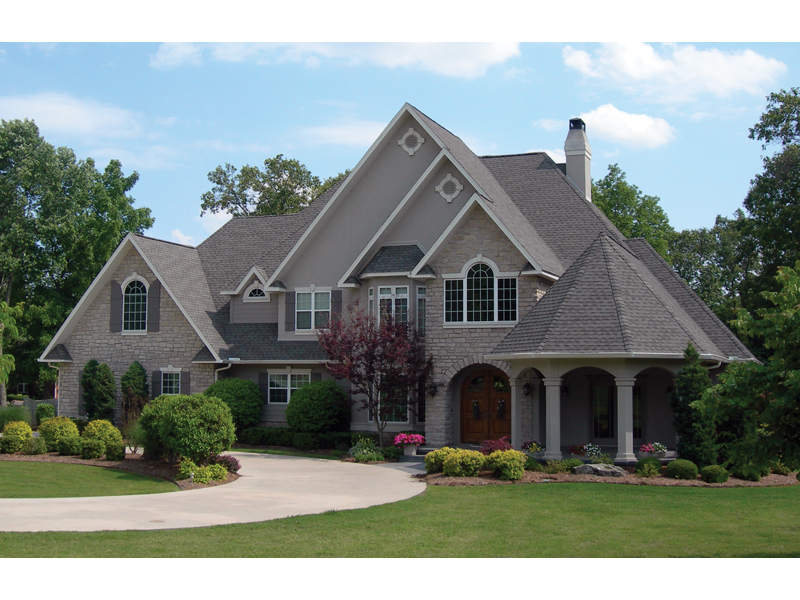Danzig European Luxury Home Plan 067S0002  House Plans and More