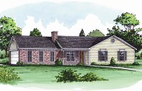 14 Fresh Traditional Ranch Home Plans - House Plans | 70920