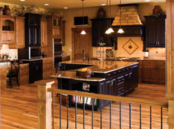 Home Plans With Ultimate Kitchen Floor Plans  House Plans