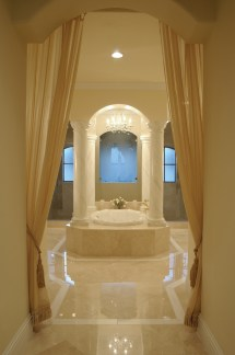 Luxury House Plans with Master Bath
