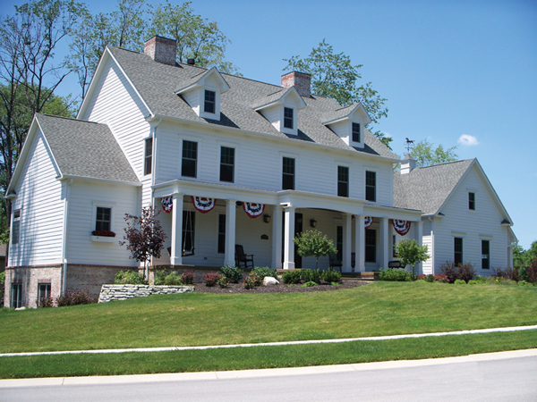 Shelbyville Manor European Home Plan 119S-0004