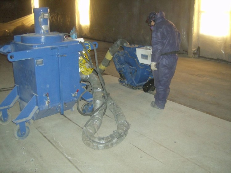 The MACK Group,LLC are specialists in floor covering removal and concrete surface preparation services.