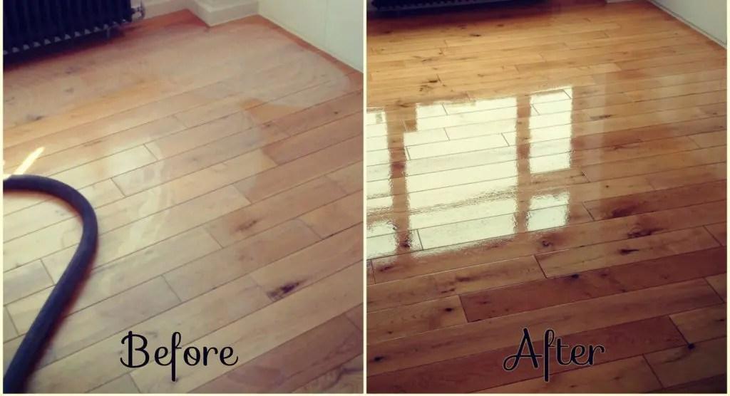 Hardwood floor  wax it or not  Floor Sanding