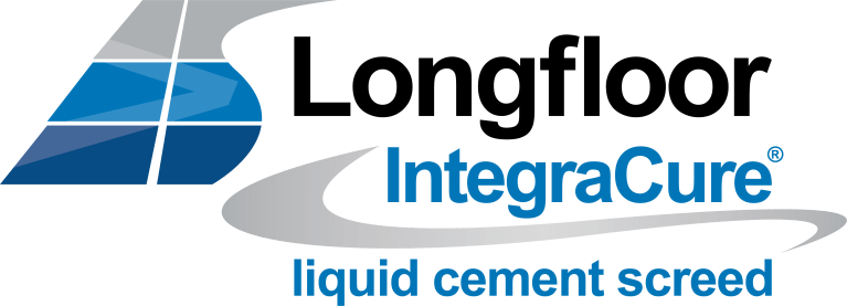 Longfloor Integracure liquid cement screed logo
