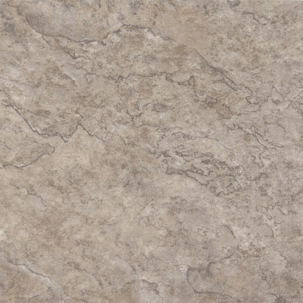 armstrong ridgeway ii beige 12 in x 12 in residential peel and stick vinyl tile flooring