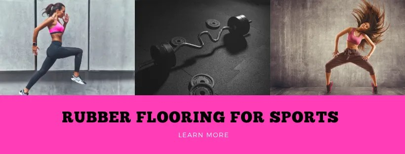 Rubber Flooring for Sports