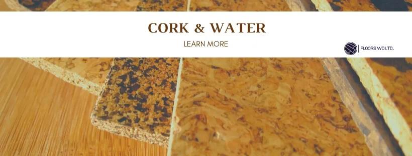 Cork Flooring and Water Damage