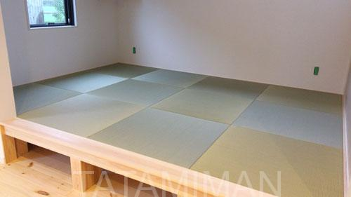 縁なし琉球畳