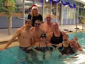Dienstag-Schwimmgruppe mit Marzi