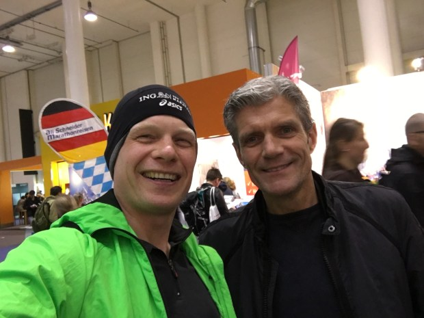 Mit Martin Grüning von Runner's World