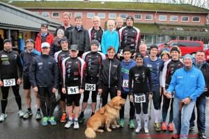 Drelsdorf Winterlaufserie 2014