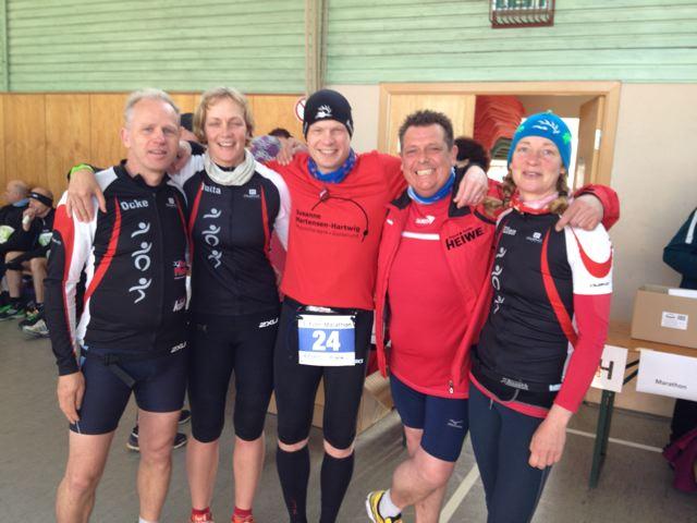 Föhr Marathon 2014