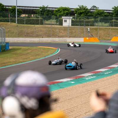 FRANCE, MAGNY-COURS, 2021/06/27. The Circuit de Nevers Magny-Cours hosts the 14th edition of the Classic Days. Florian Jannot-Caeillete / APJ / Hans Lucas. FRANCE, MAGNY-COURS, 2021/06/27. Le Circuit de Nevers Magny-Cours accueille la 14eme edition des Classic Days. Florian Jannot-Caeillete / APJ / Hans Lucas.
