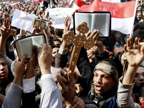 EGYPT-POLITICS-UNREST-RELIGION