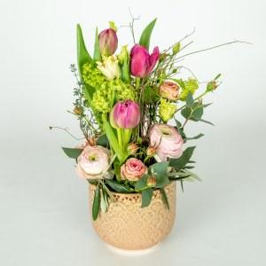 Frühlungsblumen von Flora Tina