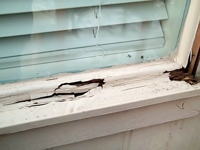 How To Properly Repair Wood Rot On Your Homes Exterior