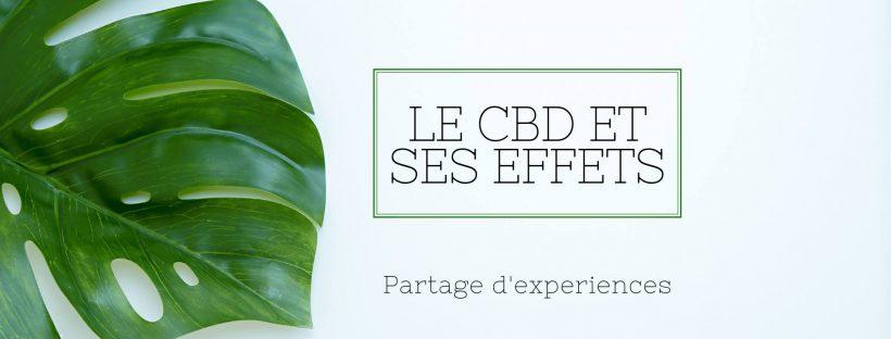 cbd et effets