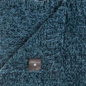 Plaid Bleu Anthinéa 130x180cm