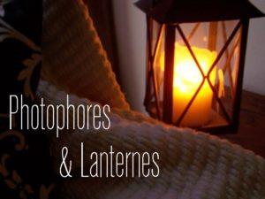 photophores et lanternes flora déco