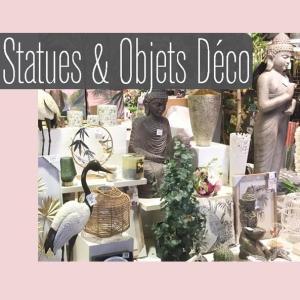 Statues & Objets déco