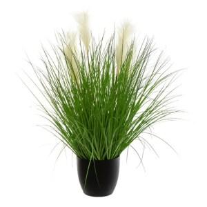 Plante Artificielle Bergrass Aristide H90