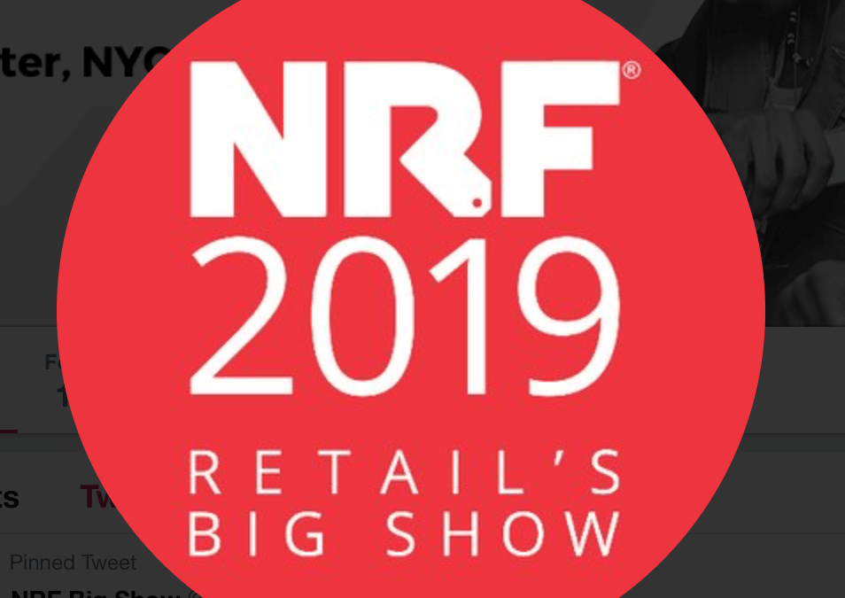 12 Steps to Conquer the NRF 2019