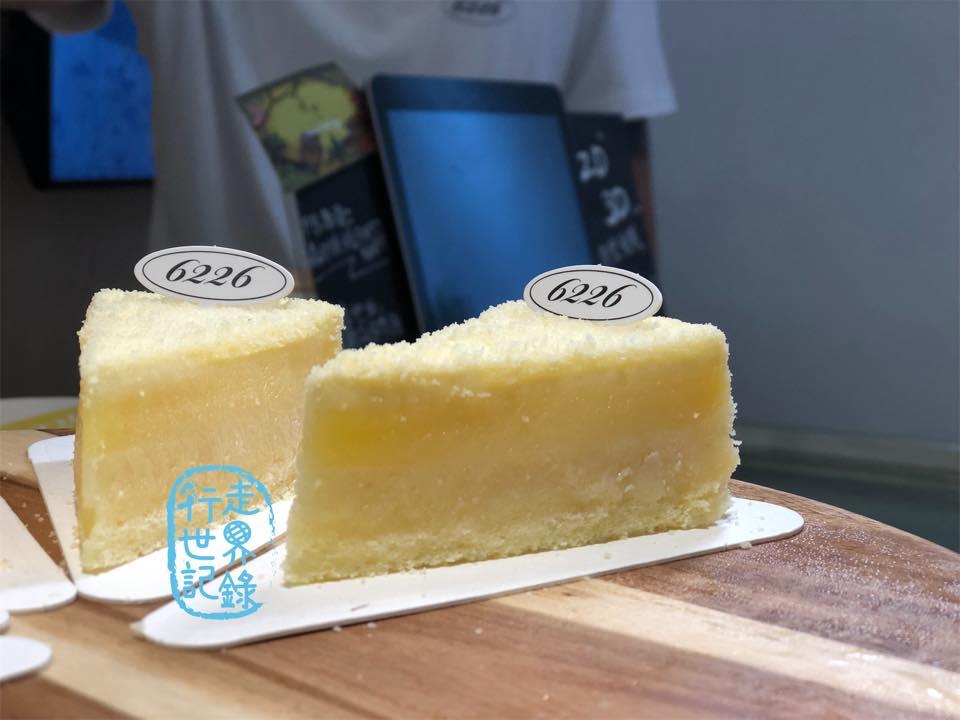 澳門專門店 北海道雙層乳酪蛋糕 – 行走世界記錄