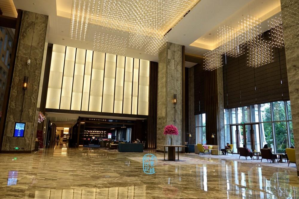 住宿評價 廣州融創堇山酒店 – 行走世界記錄