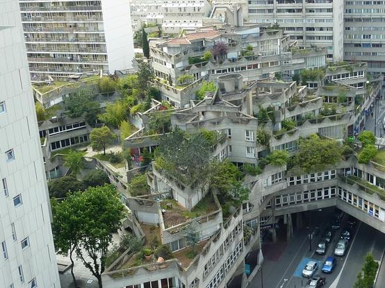 green garden city