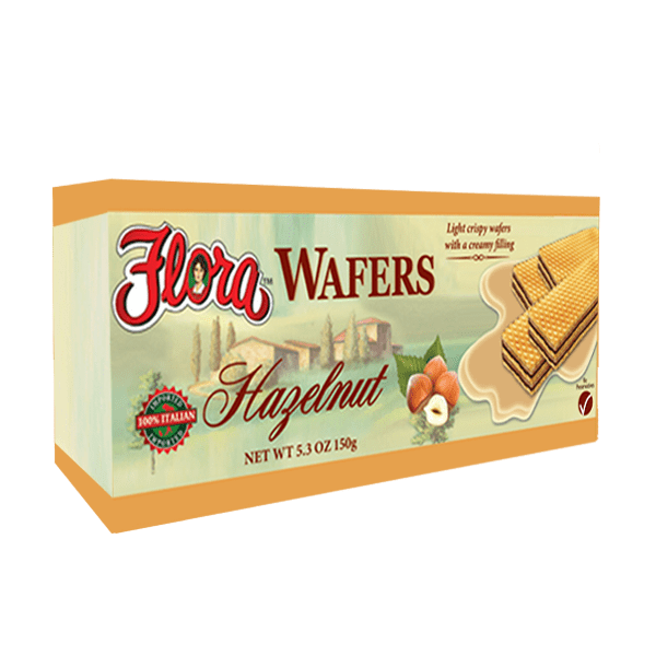 Hazelnut Cream Wafers