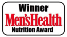 Men's Health Award Winner