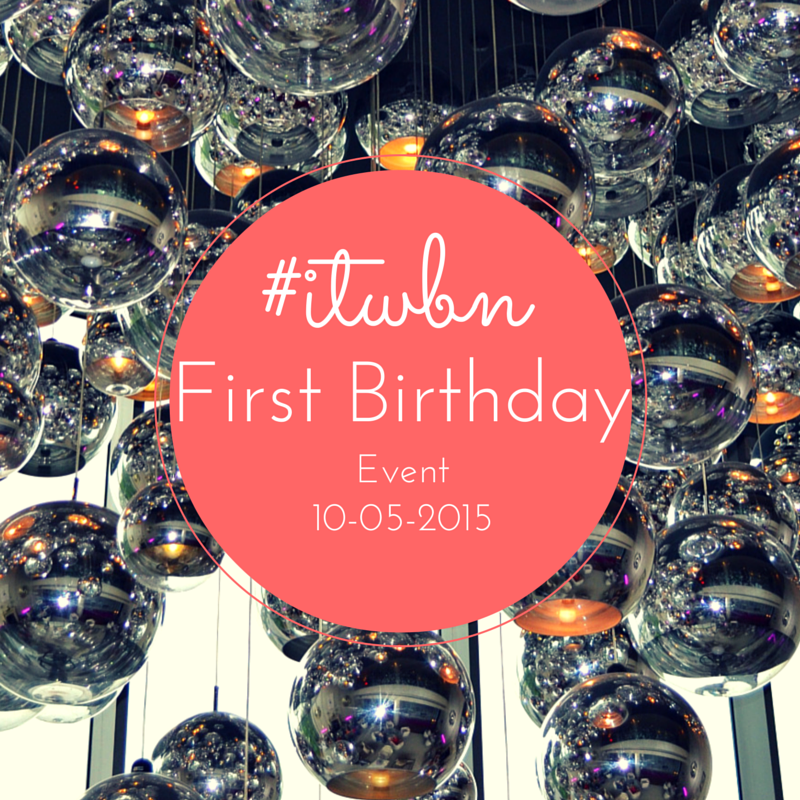 INTO THE WEST BLOGGER NETWORK FIRST BIRTHDAY
