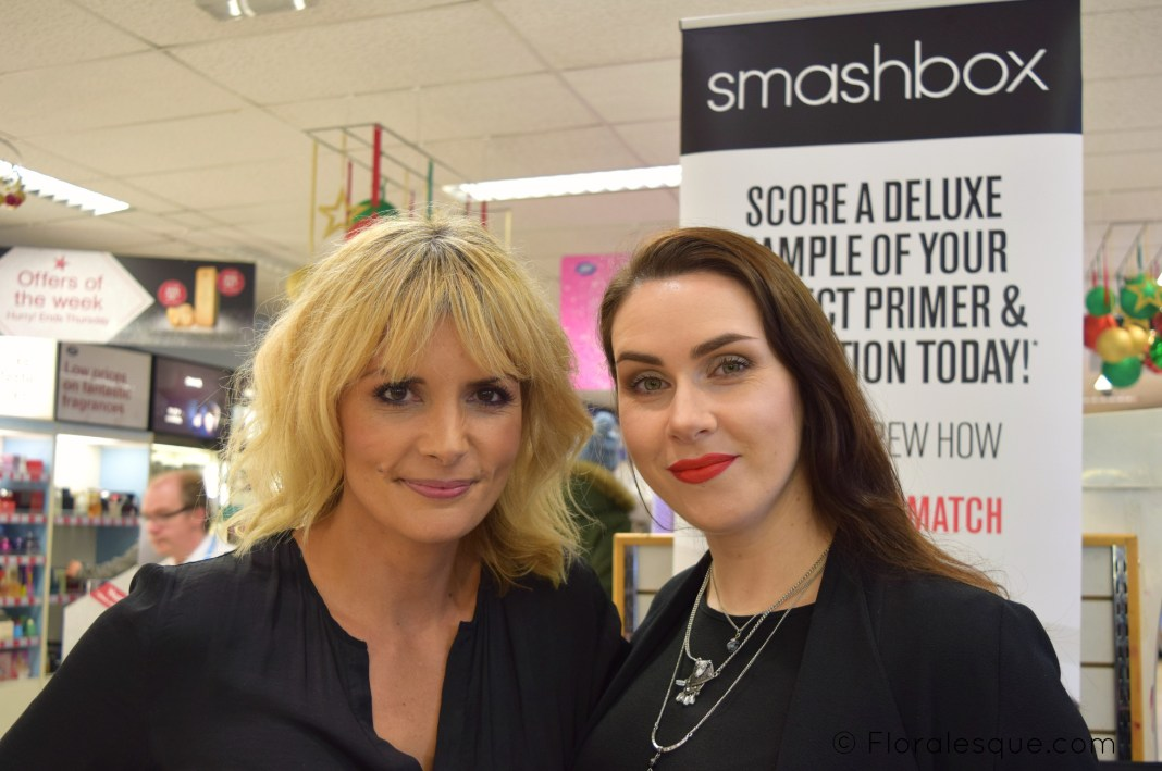 Smashbox Masterclass with LetzMakeup and Janine Bird