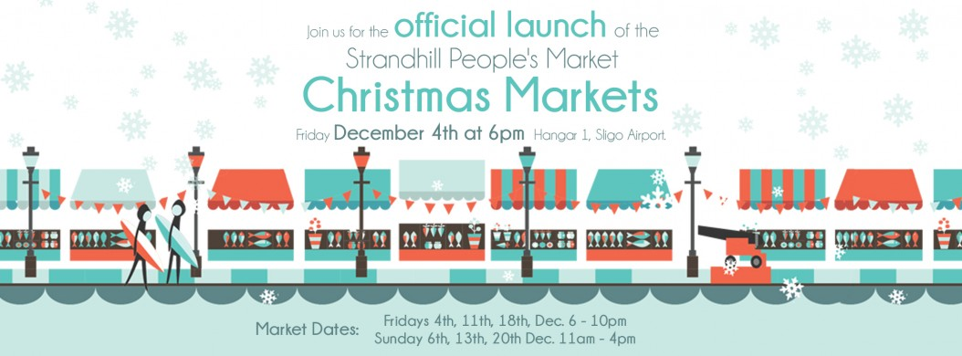 Strandhill Peoples Market SPM Christmas Market Floralesque