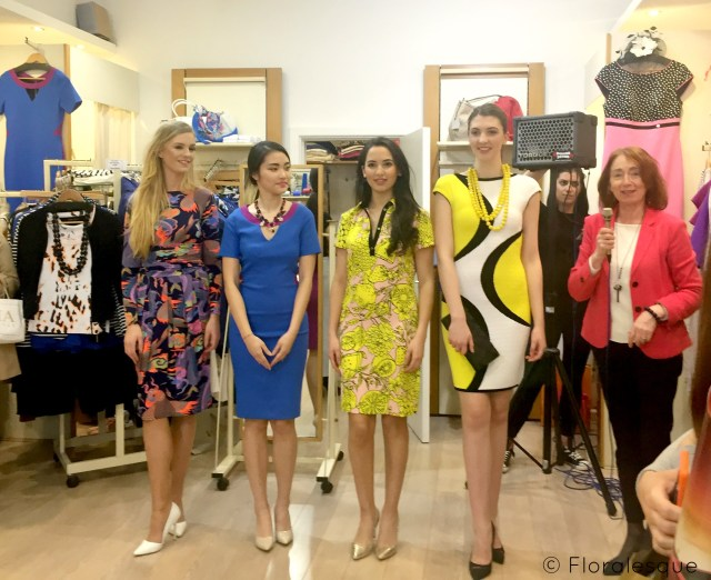 Galway Fashion Trail Floralesque Colette Latchford