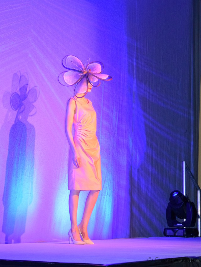 Irish Fashion Innovation Awards Floralesque Ti Tighe by Andrea Tighe .