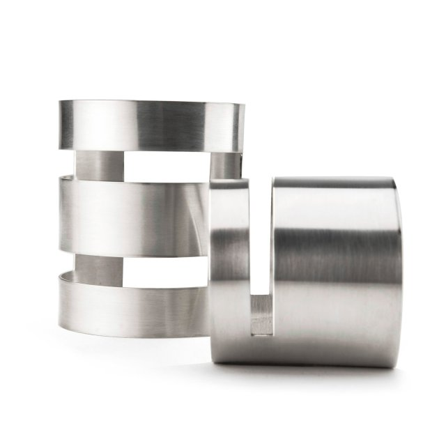 Linear_Collection_Silver_Cuffs Maria Dorai-Raj interview with floralesque