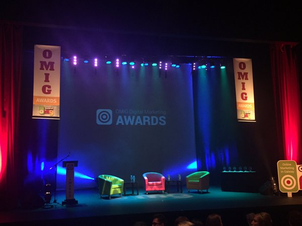 OMIG Awards 2016 Floralesque