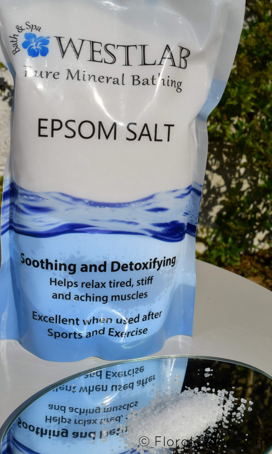 Ready, Set, Soak - Why I love Epsom Salts Floralesque 3